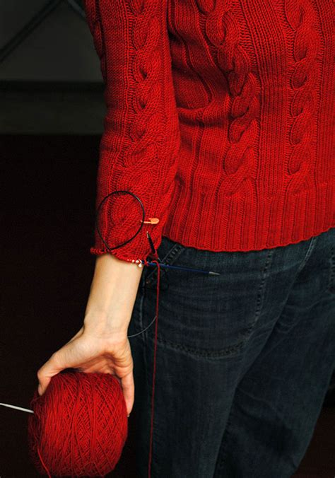 knitting sleeves from the top how to knit seamless set in sleeves from the top by