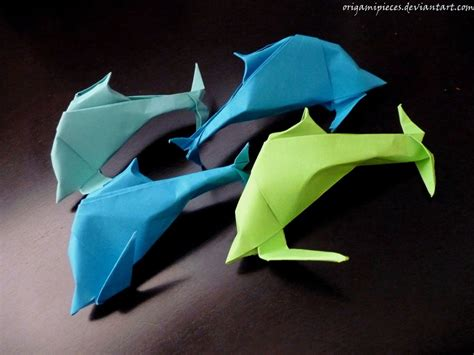 origami dolphin origami dolphin by cake ideas and designs