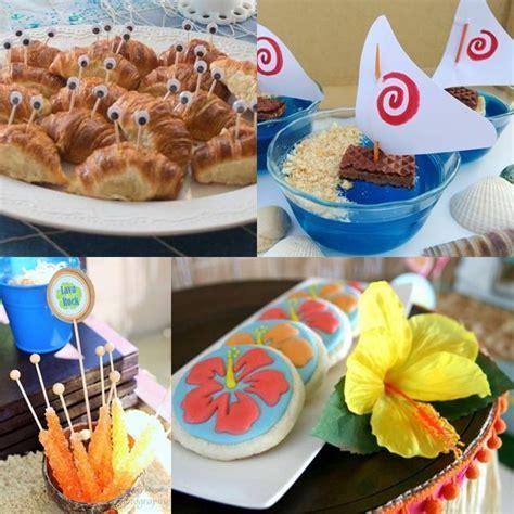 Moana Birthday Party Inspiration Board ? Party Ideas PH