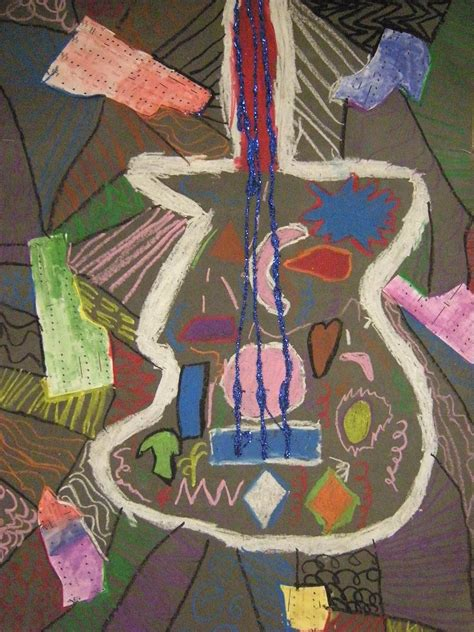 picasso paintings guitar what s happening in the room 2nd grade picasso guitars