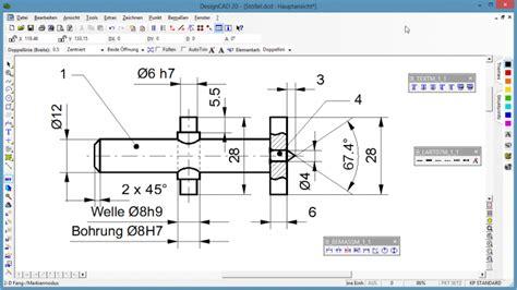 free cad 2d vollversion 2d designcad freeware de
