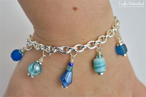 charms to make jewelry charm bracelet tutorial a simple and project