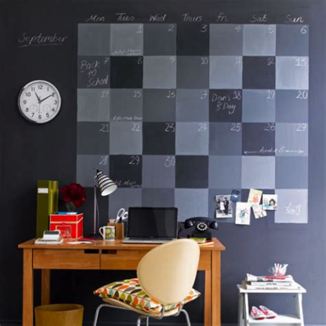 chalkboard paint on wall creative ways to use chalkboard paint