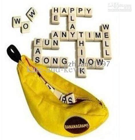 scrabble banana banana word scrabble crossword word wholesale