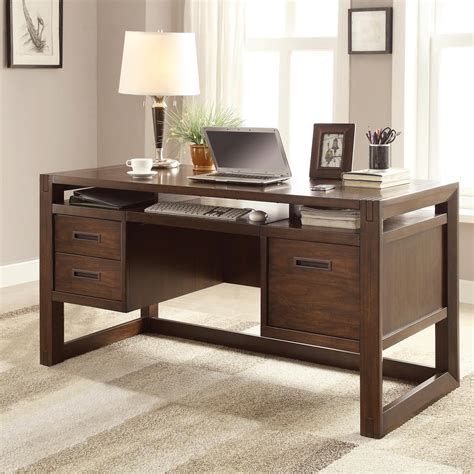 home office furniture computer desk riverside home office computer desk 75831 blockers