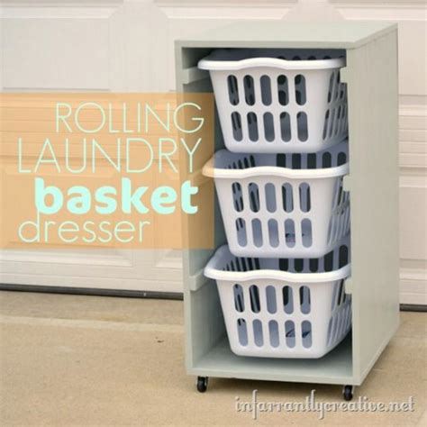 diy laundry room storage 30 brilliant ways to organize and add storage to laundry