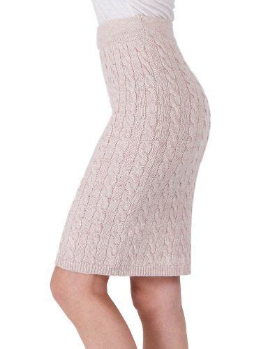 cable knit skirt cable knit mid length skirt