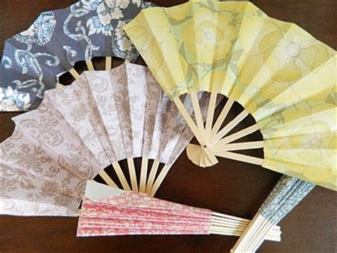 useful paper crafts paper pendulum paper fans these would come in really