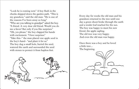 the giving tree picture book pdf the giving tree sequel