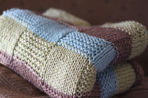 knitting blanket knit blanket vintagemamasew