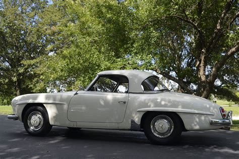 Mercedes For Sale By Owner by 1962 Mercedes 190 Sl Roadster For Sale Same Owner 50
