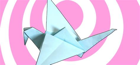 how to make origami flapping bird step by step how to make an origami flapping bird 171 origami wonderhowto