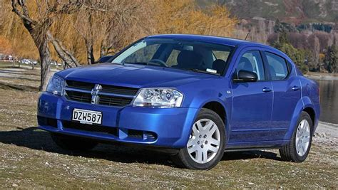 2010 Dodge Avenger Reviews by Used Dodge Avenger Review 2007 2010 Carsguide