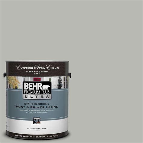 behr paint colors ultra behr premium plus ultra 1 gal ul260 18 classic silver