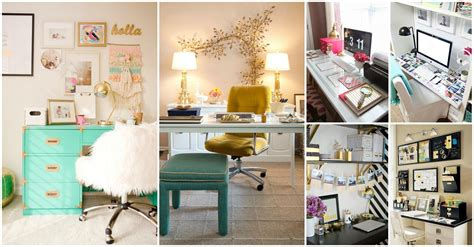 decorating idea for 20 stylish office decorating ideas for your home