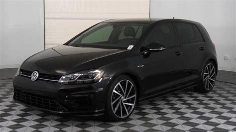 2018 Golf R Usa by 2018 Volkswagen Golf R Sedan For Sale In Az
