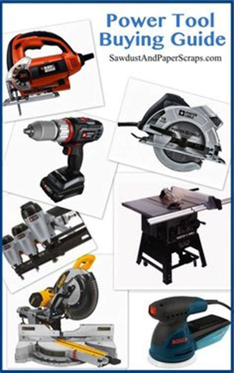 what power tools do i need for woodworking power tool buying guide i ll need this for when i decide