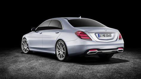 S Class Mercedes by 2018 Mercedes S Class Photos Details Specifications