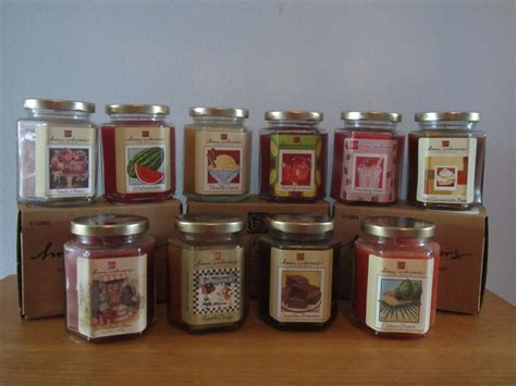 home interiors and gifts candles home interiors candle in a jar retired scents paraffin wax ebay