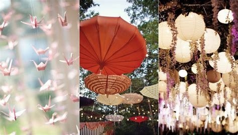 diy hanging decorations garden wedding decoration 13 budget friendly ideas home