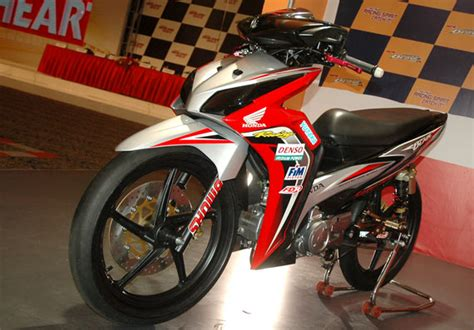 Modifikasi Supra X 125 Indoprix by Best Modifikasi Motor Honda Blade 110 2012 Supercross