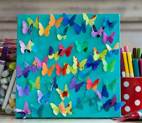 painting craft projects 6 butterfly projects to make your imagination flutter