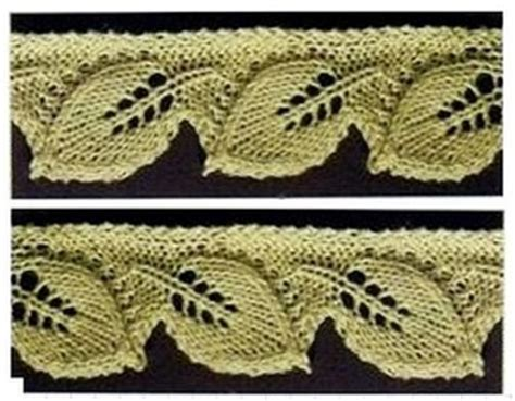 easy lace edging knitting pattern 1000 images about knitted lace on