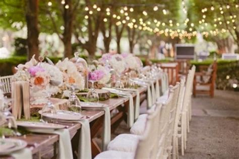 themed wedding decorations a wedding guide for every season