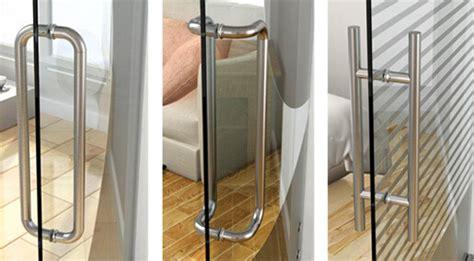 handles for glass doors stainless steel glass door handles s3i