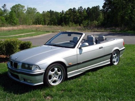 Buy Bmw M3 by Buy Used 1999 Bmw M3 Convertible In