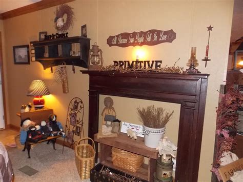 country living decor manufactured home decorating ideas primitive country style