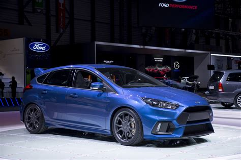 2015 Ford Focus Rs by Geneva 2015 Ford Focus Rs
