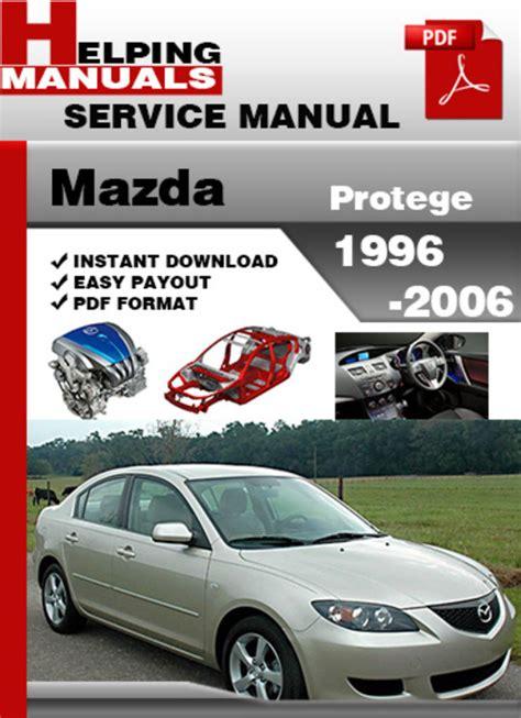 mazda protege 2002 service repair manual download download manual mazda protege 1996 2006 service repair manual download download m