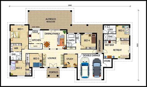 house floor plans and designs selecting the best types of house plan designs