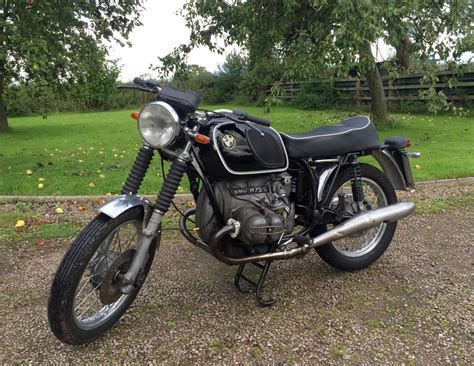 Bmw R75 For Sale by 1976 Bmw R75 6 We Sell Classic Bikes