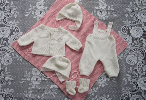 baby knitted clothes baby doll clothes knitting patterns images