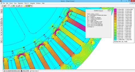 Electric Motor Simulation by 45kw Bushless Motor Design 171 Brushless Motors 3phase