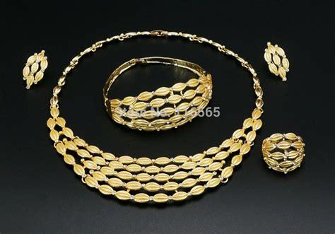 jewelry products 2015 new products fashion bridal jewelry set 22k
