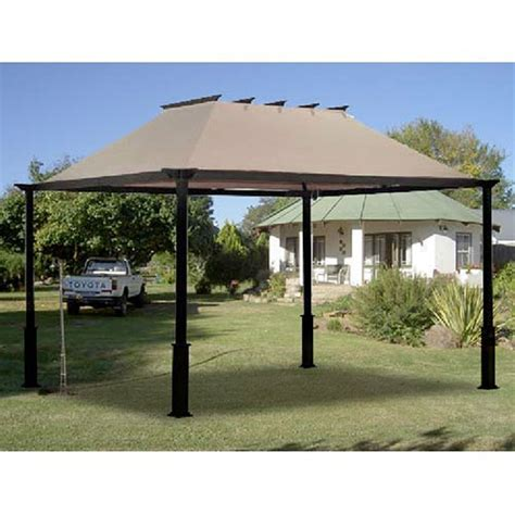patio gazebo canopy target 2011 outdoor patio 10x12 pergola gazebo replacement