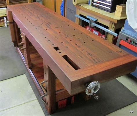 best woodworking benches groggy s roubo workbench page 16 talkfestool