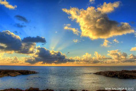 paint nite oahu sharks cove sunset