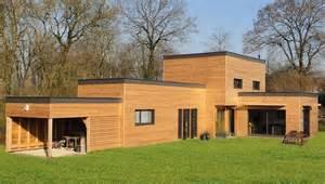 construction j opte pour une maison avec une ossature bois renovation et decoration