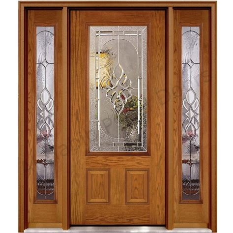 wooden doors with glass panels ash wood glass panel door hpd451 glass panel doors al