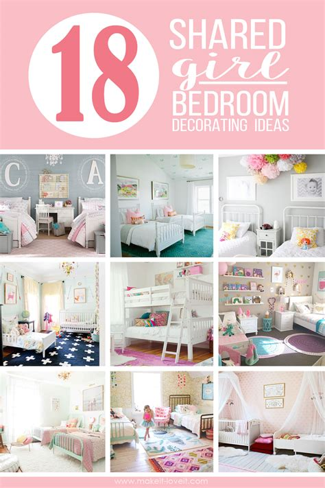 decorating a bedroom 18 shared bedroom decorating ideas make it and it