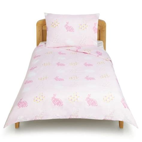 tesco bedding sets buy tesco bunny toddler duvet set from our all baby