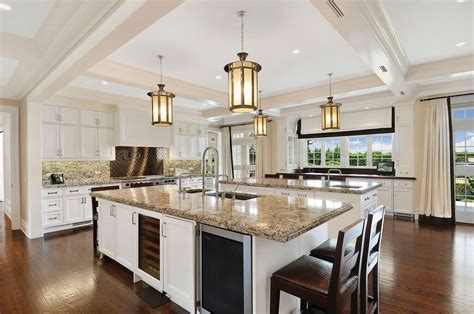 Kitchen Islands With Stove Top 27 luxury kitchens that cost more than 100 000 incredible