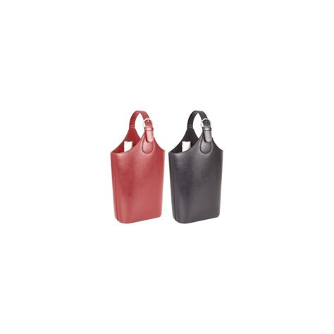 wine carrying leather leather wine carrier wrappings
