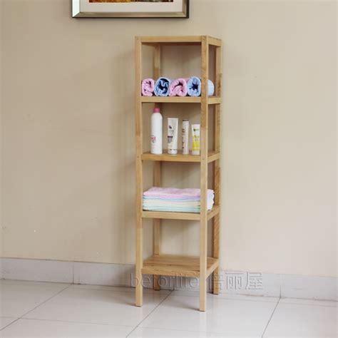 wood shelves ikea clapboard wood shelving storage rack shelf bathroom shelf