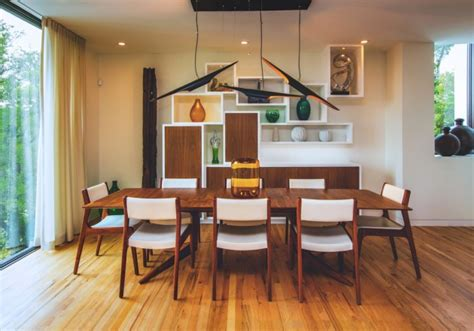 mid century modern dining room 15 vintage mid century modern dining room designs you re