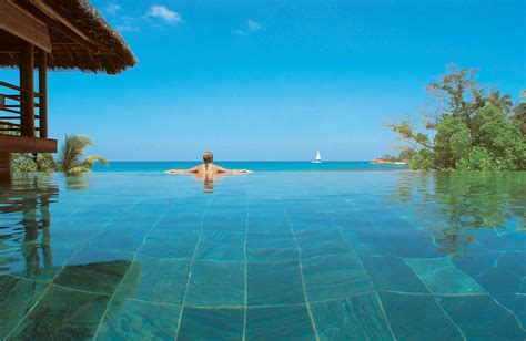 Bali Infinity Pool constance lemuria seychelles wins at this year s world